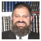 picture of Rabbi Ari Jacobson