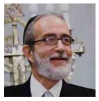 picture of Rabbi Hershel Reichman