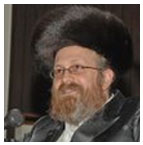 picture of Rabbi Moshe Weinberger