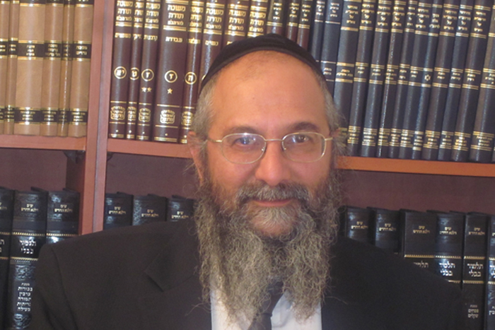 Profile photo of Dayan Shlomo Cohen