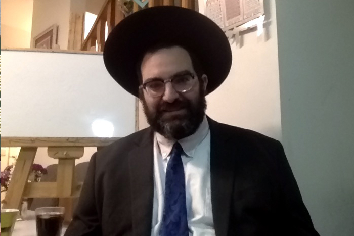 Profile photo of Rabbi Effy Goldman