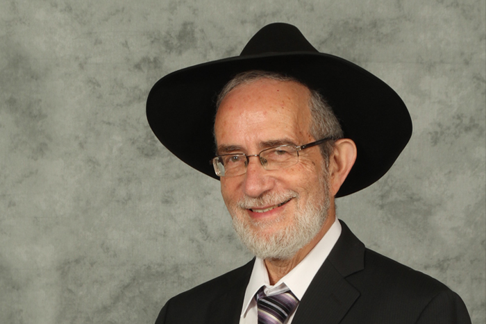 Profile photo of Rabbi Hershel Reichman