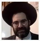 picture of Rabbi Effy Goldman